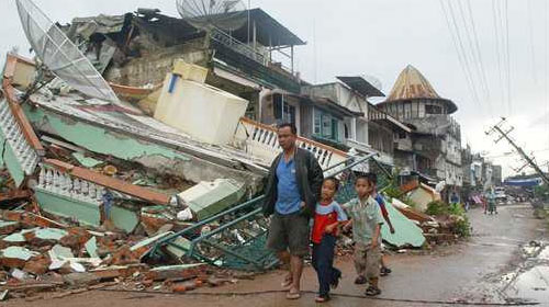 Homes Destroyed Natural Disasters