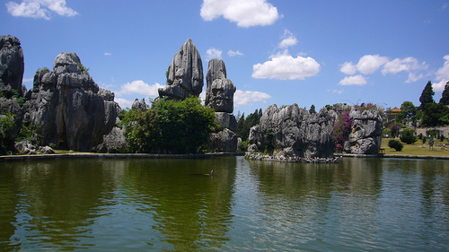 stone forest 10 of the Worlds Most Amazing Geological Wonders